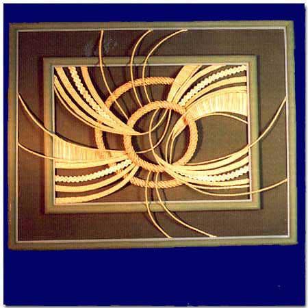 Balrus straw art