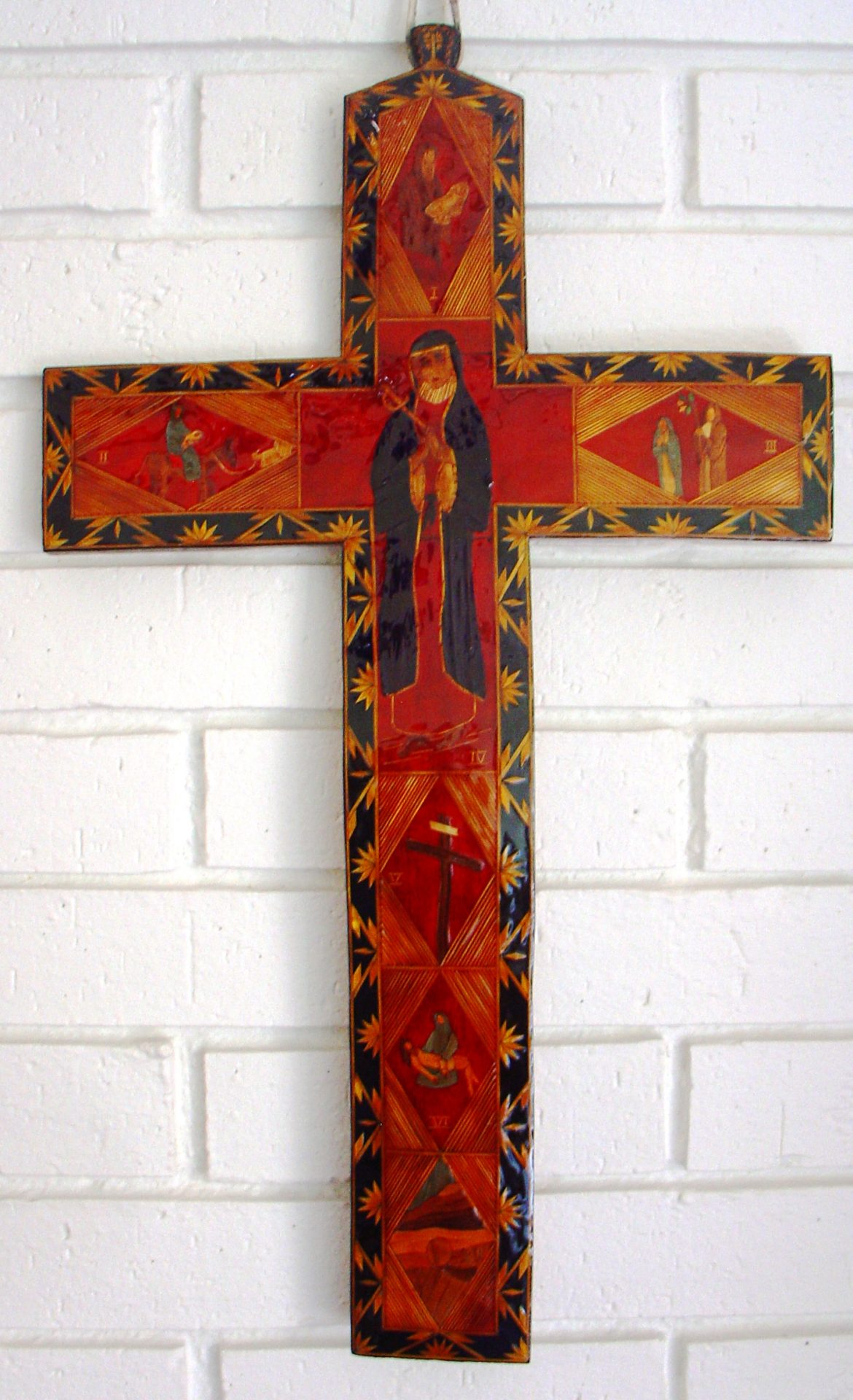Jimmy Trujillo - New Mexico, USA - cross
