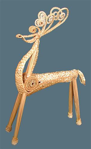 Lubov Selivonchik - Belarus - The Deer