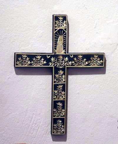Paula Rodriquez - Our Lady of Guadalupe applique