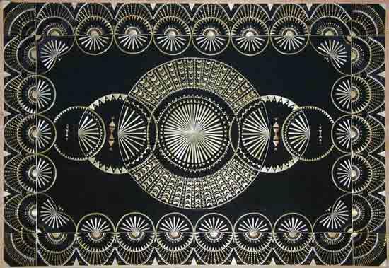 Tatiana Bondarenko - Belarus - carpet
