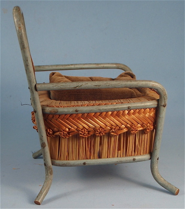 rye straw furniture
