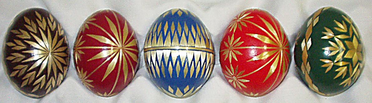 straw eggs banner cz