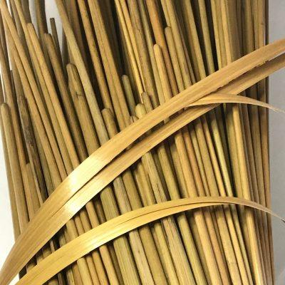 Antique rye straw, straw marquetry straw, The Straw Shop