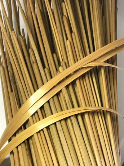 Antique rye straw, straw marquetry straw, The Straw Shop