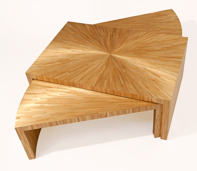 Coffee table by Sandrine Viollet