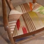 Denis Guerin chair detail