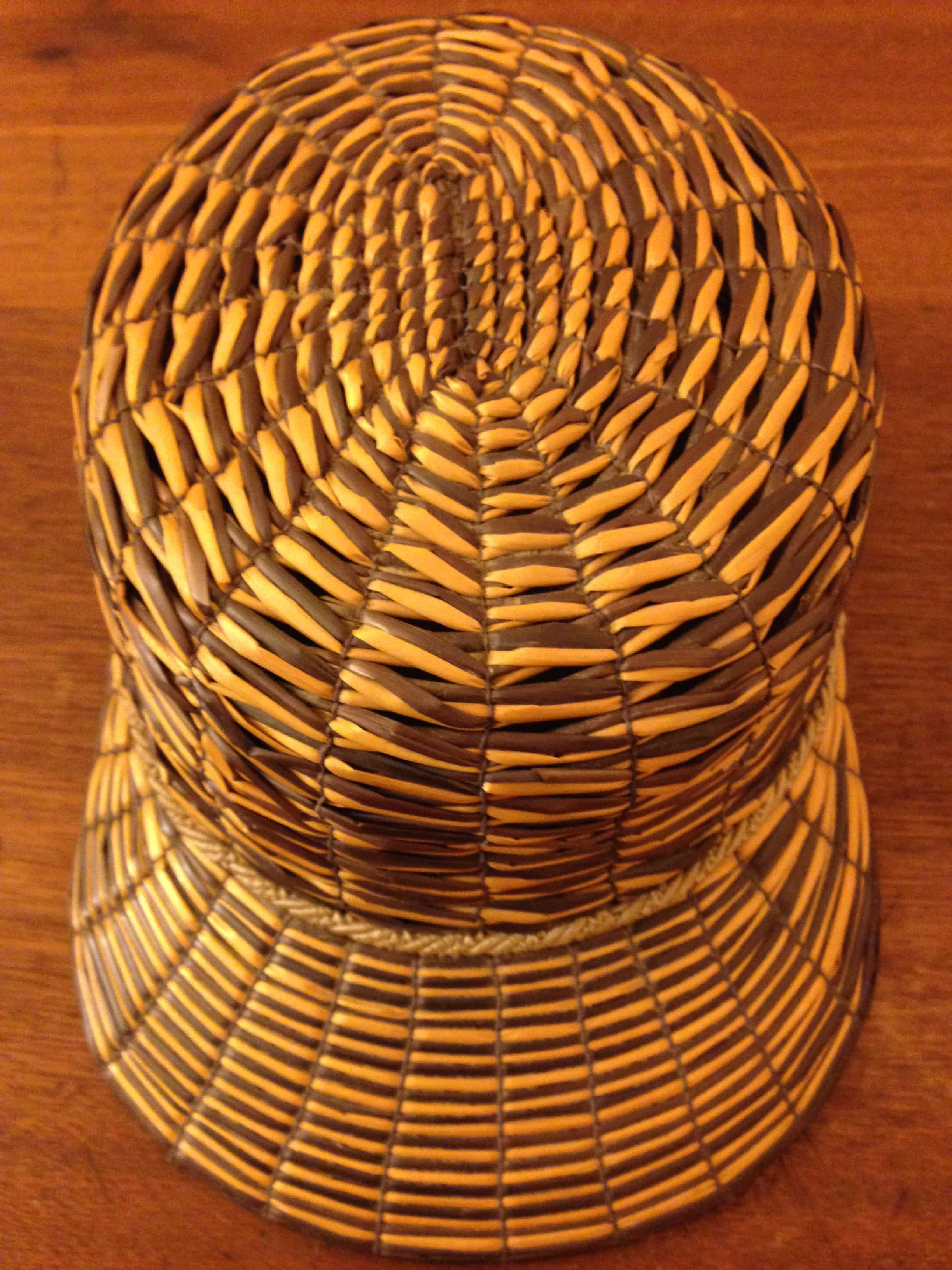 yeddo tied hat Italy, The Straw Shop Collection, Men's straw fashion