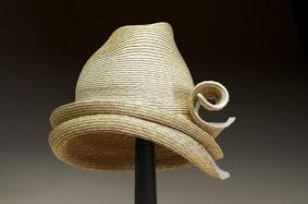Ignatius Hats side curl