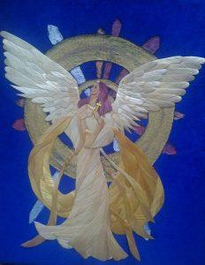 Irina Parosova Russia, prayer of the mother