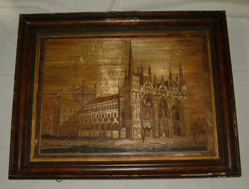 Jean De LaPorte Peterborough Cathedral , Courtesy Peterborough Museum Collection