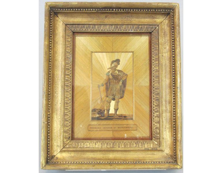Monbars Leader of Buckaneers, possibly by Jean de Laporte, Courtesy Victoria and Albert Museum
