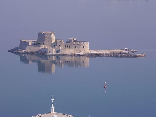Mystery Trays Bouritzi Venetian fortress