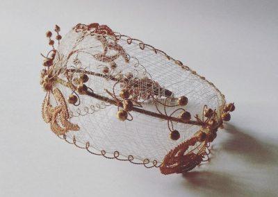 Nathalie Seiller DeJean, Antique straw millinery, The Straw Shop,