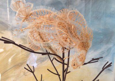Nathale Seiller DeJean, antique straw, The Straw Shop, straw fashion
