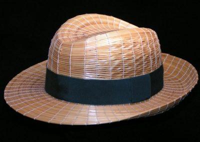 Otilla Leeman tied hat