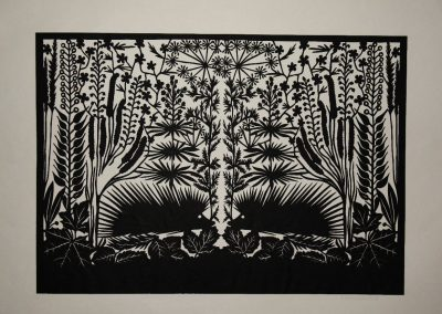Paper-cuttings-by-Rasa-Družienė-entitled-Ežiai-courtesy-the-artist