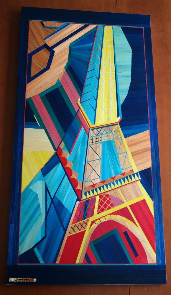 Delphine Robins, Straw Marquetry, Straw Art, dyed rye, The Straw Shop