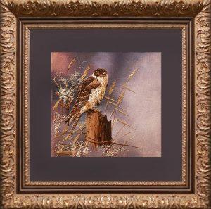 Lyudmila Kushnir, Ukraine straw art, straw artist, Applique straw, straw applique, The Straw Shop