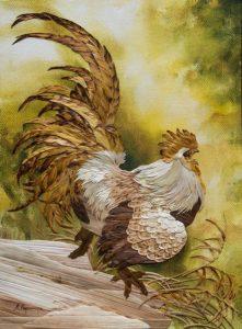 Lyudmila Kushnir, Ukraine straw, Ukraine straw artist, straw artist, straw applique, The Straw Shop