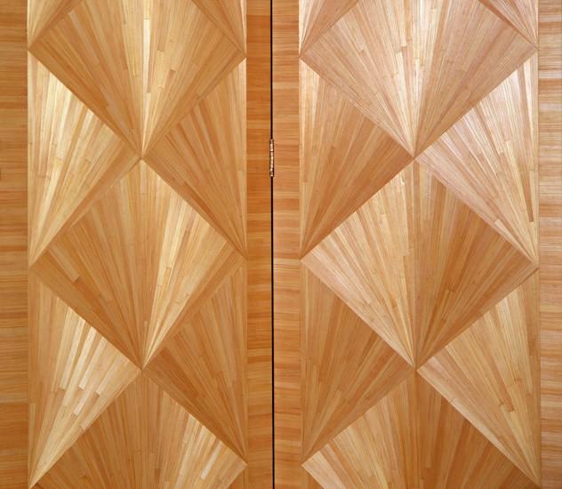 Sandrine Viollet, Screen Detail l of Fan Pattern
