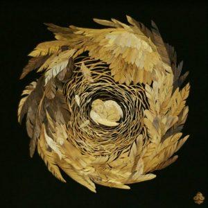 Lyudmila Kushnir, Ukraine straw art, straw art, The Straw Shop