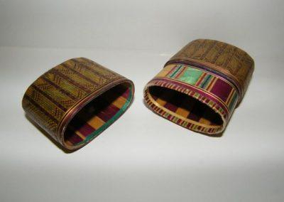 Straw Cigar case , Antique Napoleonc Prisoner of War Straw Work cheroot case circa 1795-1805, Courtesy EBaydot UK