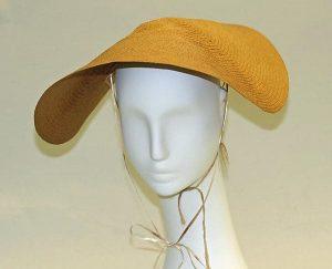 Straw Hat American 1810-1814 Courtesy Metropolitan Museum of Art