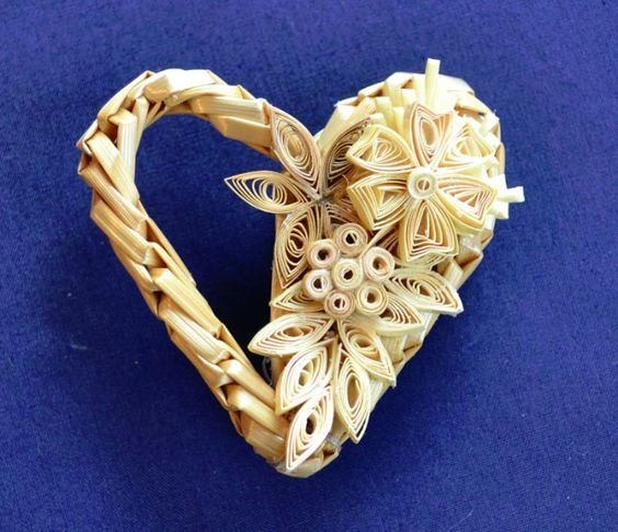 Straw Quilling, Quilling, The Straw Shop