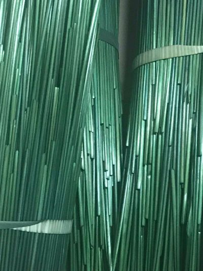 dark green dyed rye, dyed rye straw, marquetry straw, The Straw Shop
