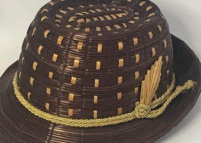 Genuine Yeddo, Yeddo hat, Straw fedora, The Straw Shop