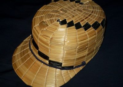 1930s Yeddo straw cap from Italy - Courtesy of thespectrum