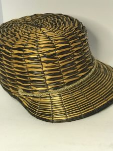 Yeddo hat, Yeddo cap, Italy straw, Italy fasjion, The Straw Shop,, knotted straw hat, knotted straw