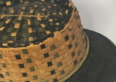 Genuine Yeddo, yeddo hat, straw woven hat, straw fashion, mens straw hat, The Straw Shop