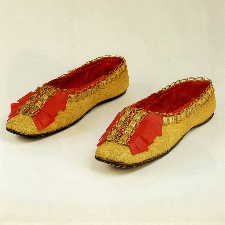 shoes Straw slippers with red silk lining and bows, Italy, mid 1800s.Straw slippers with red silk lining and bows, Italy, mid 1800s pinterest, straw decorated shoes, straw fashion, straw decorated shoes, straw shoes, straw art history, vintage straw shoes, antique straw shoes, The Straw Shop The Straw Shop