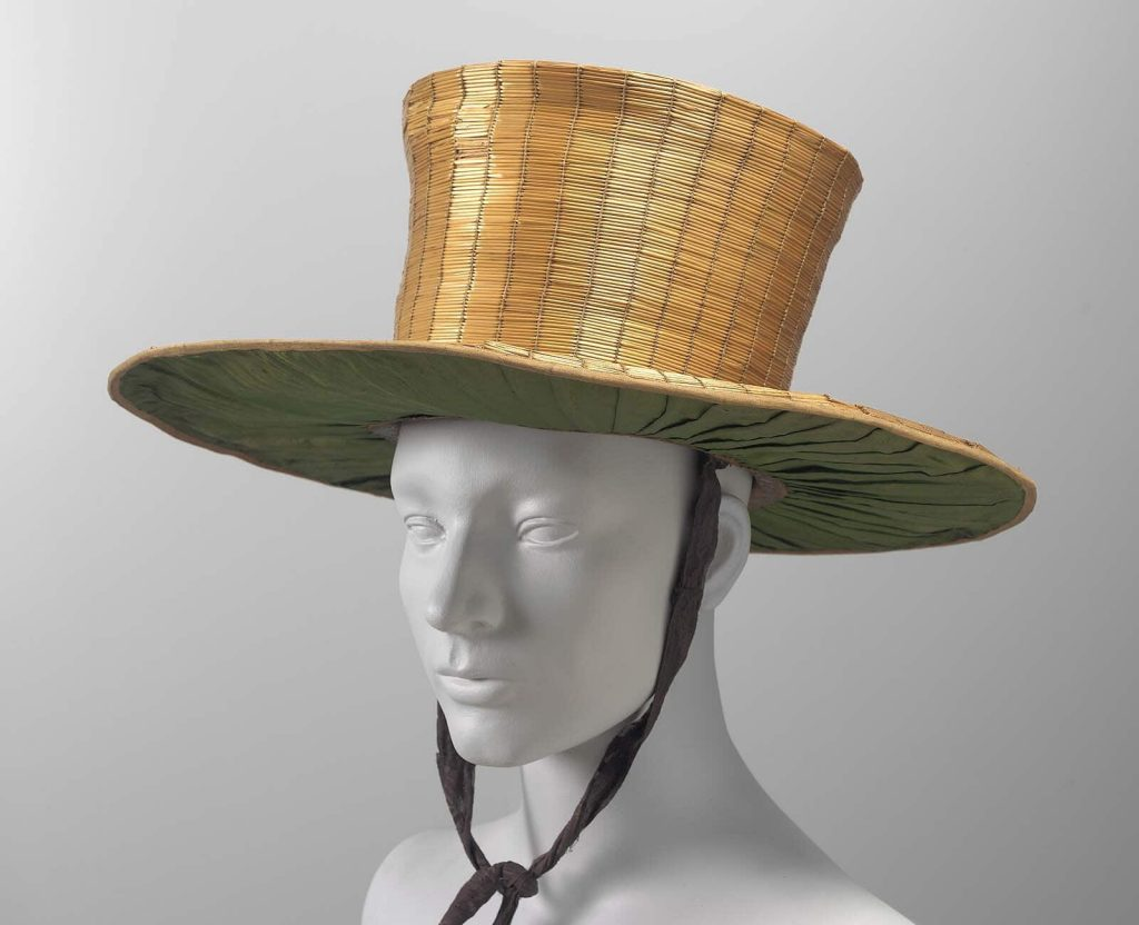 Knotted hat, Courtesy Museum of Fine Arts Boston, The Elizabeth Day McCormick Collection